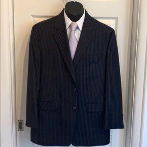 42R Ralph Lauren suit navy